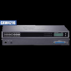 Grandstream GXW4216 16FXS Analog VoIP Gateway